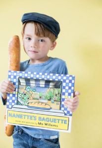 Mo Willems Children's Book Nanettes Baguettes