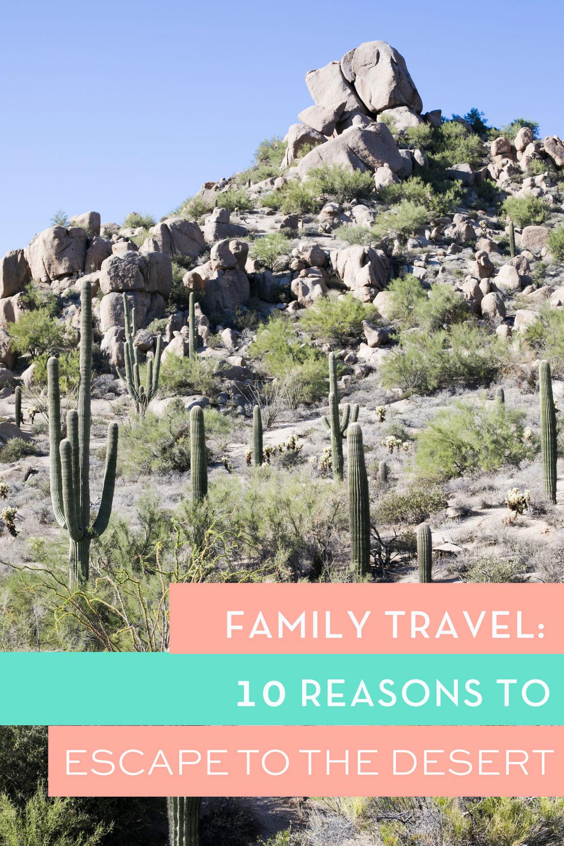 Four Season Resort Scottsdale Desert Vacation