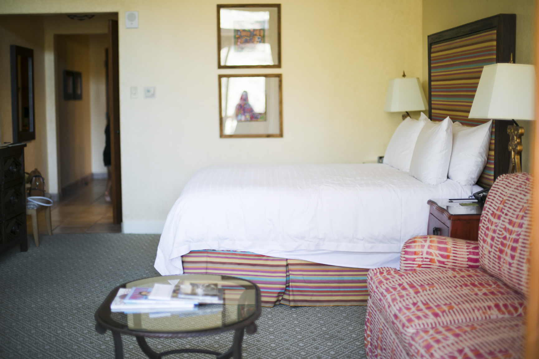 Family Travel Four Seasons Resort Scottsdale Hotel Rooms