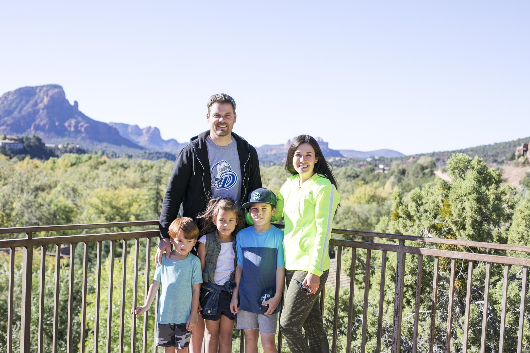 Family Friendly Hotels in Sedona Arizona