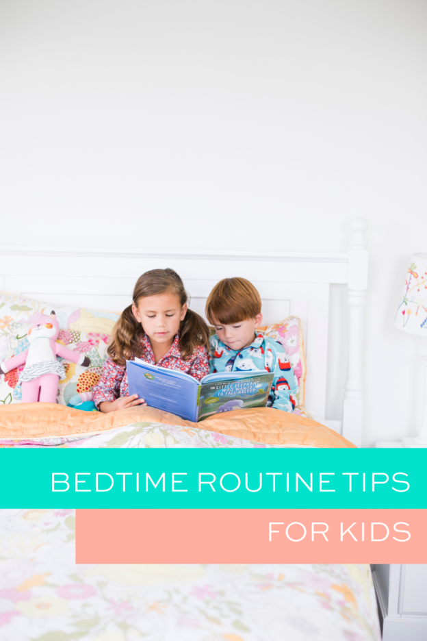 Bedtime Routine Tips for Kids