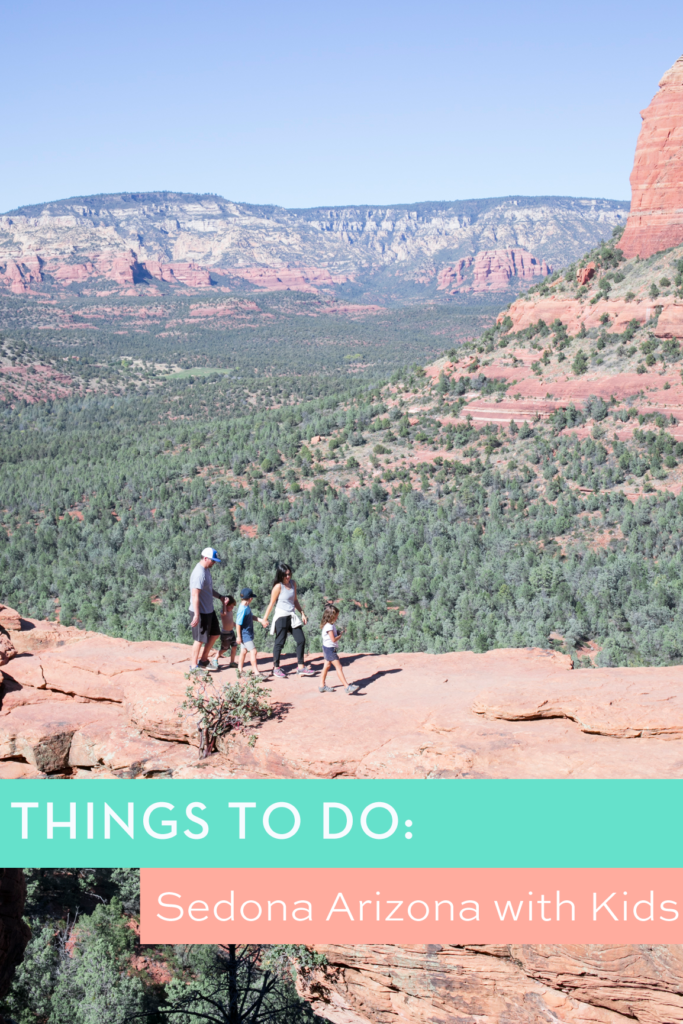 Things to do with 48 Hours in Sedona Arizona with Kids