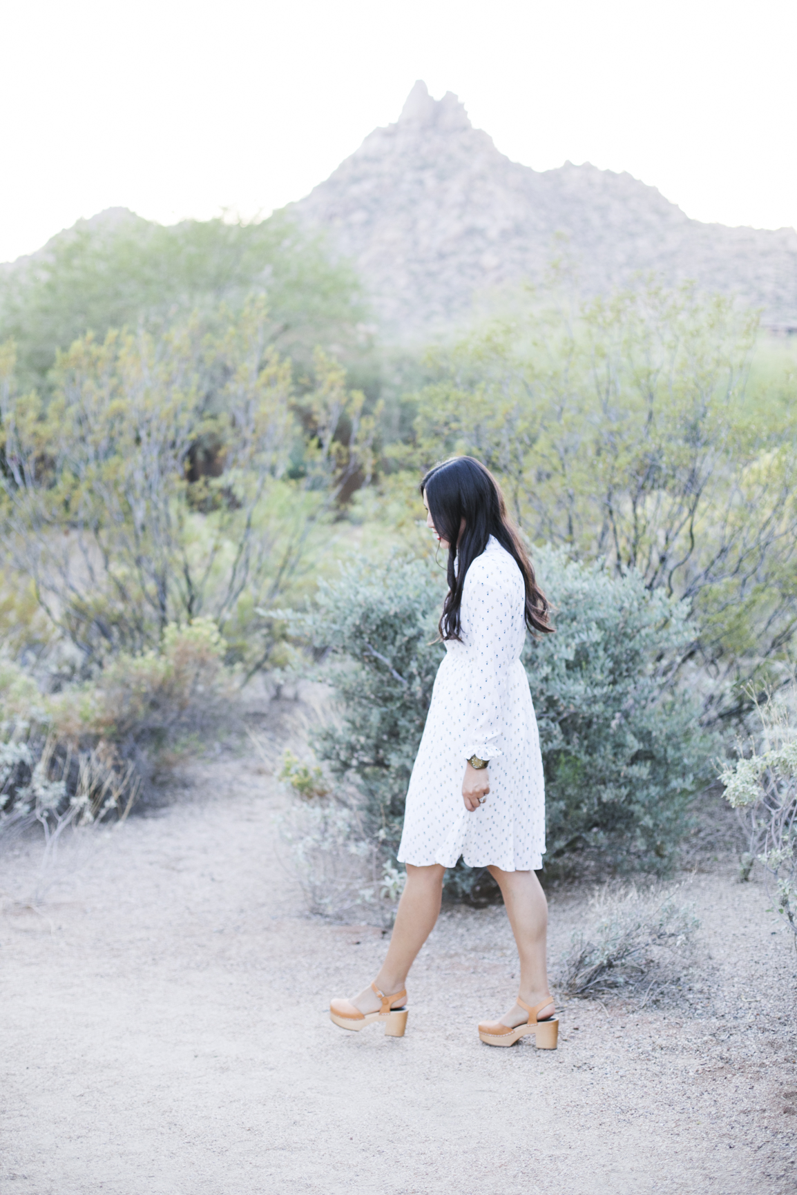 Desert Landscape Soel Boutique Dress