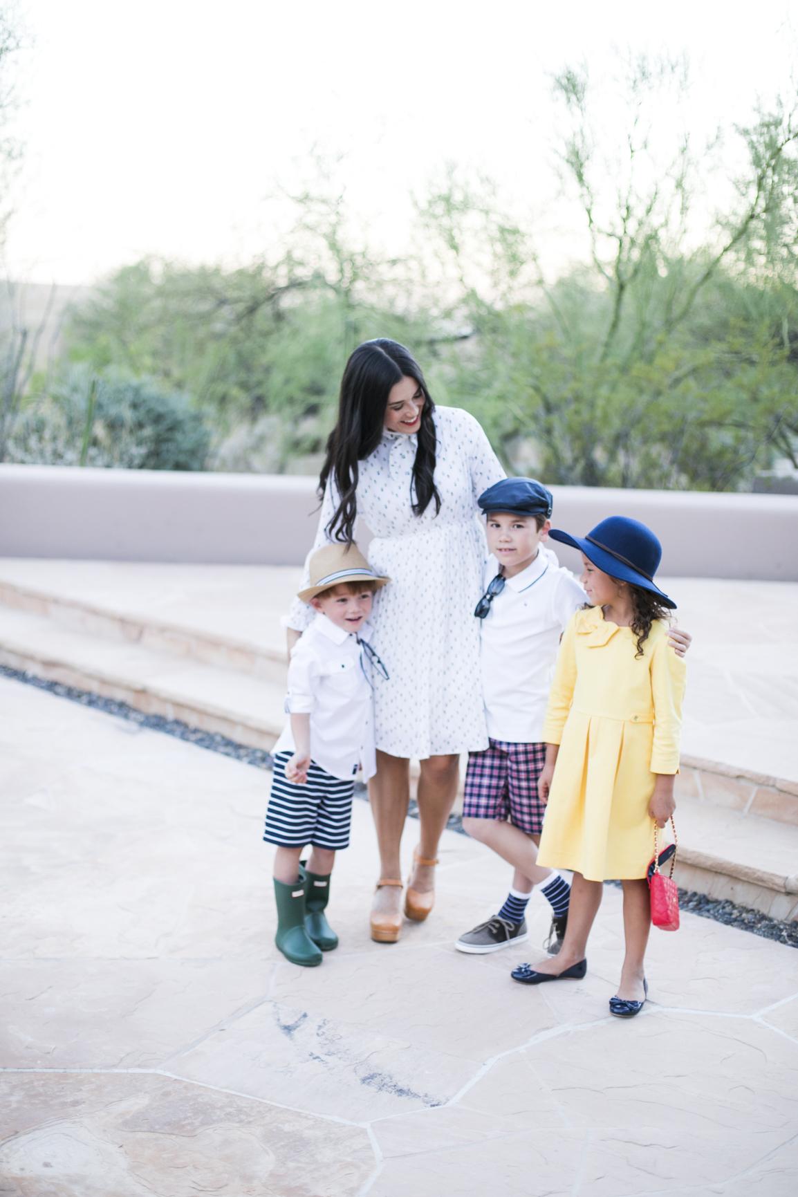 Mom and Children Fashion
