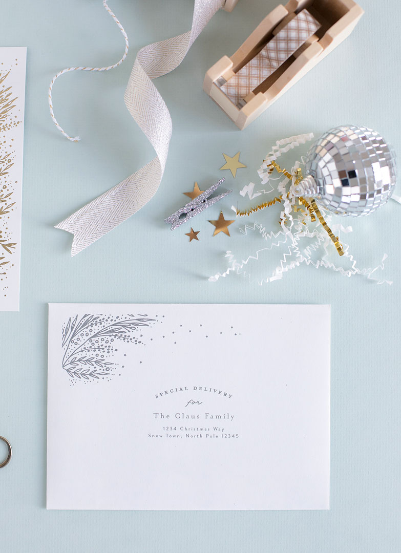 Personalized Holiday Cards from Minted