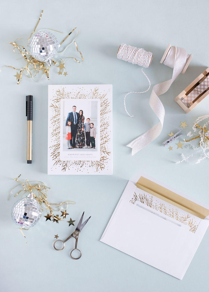 Christmas Holiday Cards from Minted