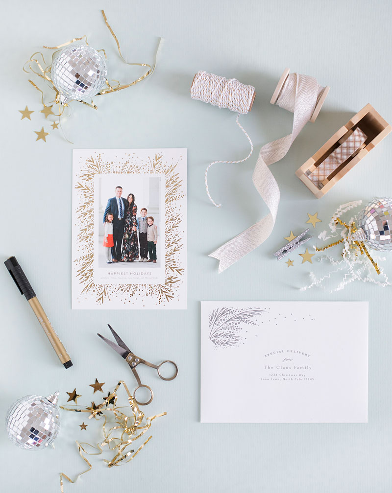 Family Holiday Cards // Minted