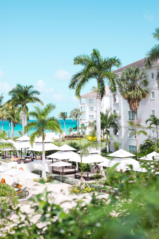 Views from the Hyatt Ziva Jamaica Resort