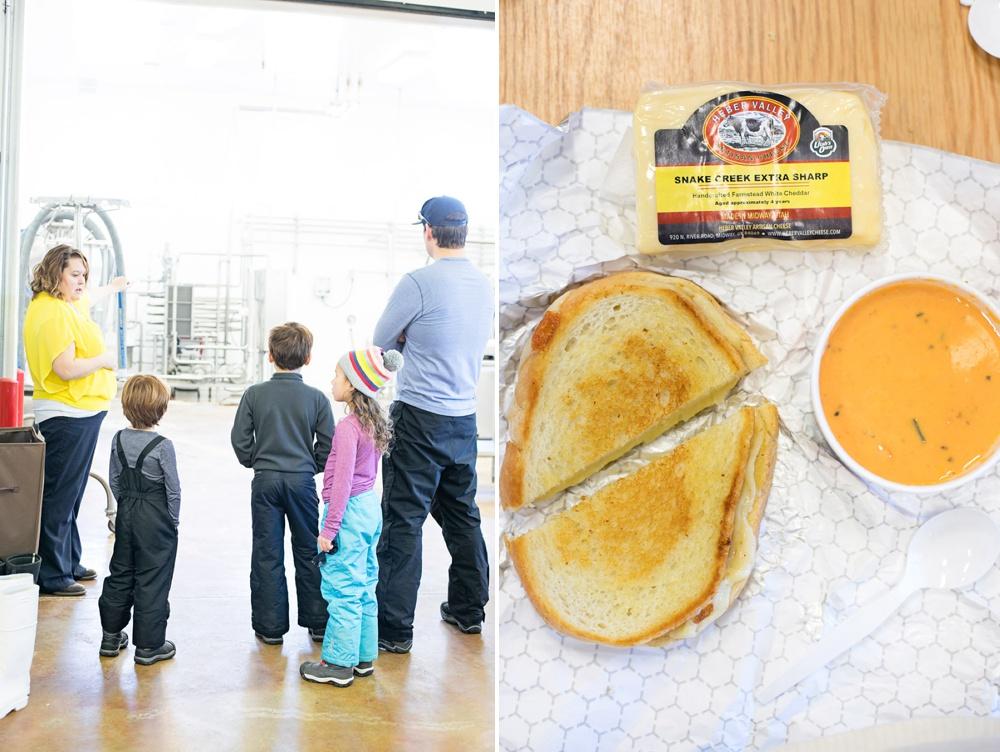 Heber Valley Artisan Cheese Tour