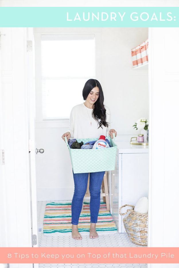 Laundry Tips with Armelle Blog and Persil Pro Clean at Target