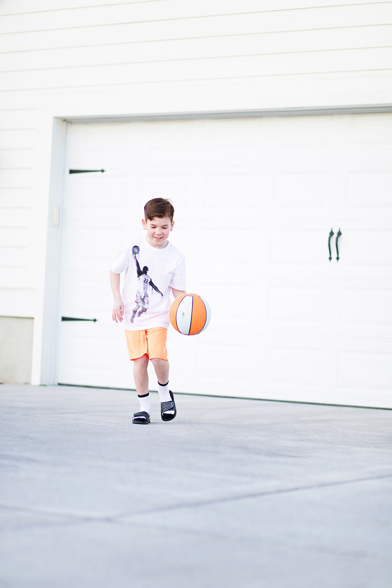 PLACE Sport activewear line Basketball clothes for Boys