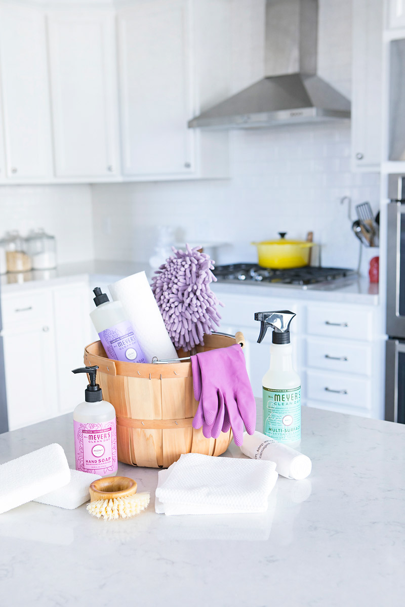 Spring Cleaning Essentials Kit