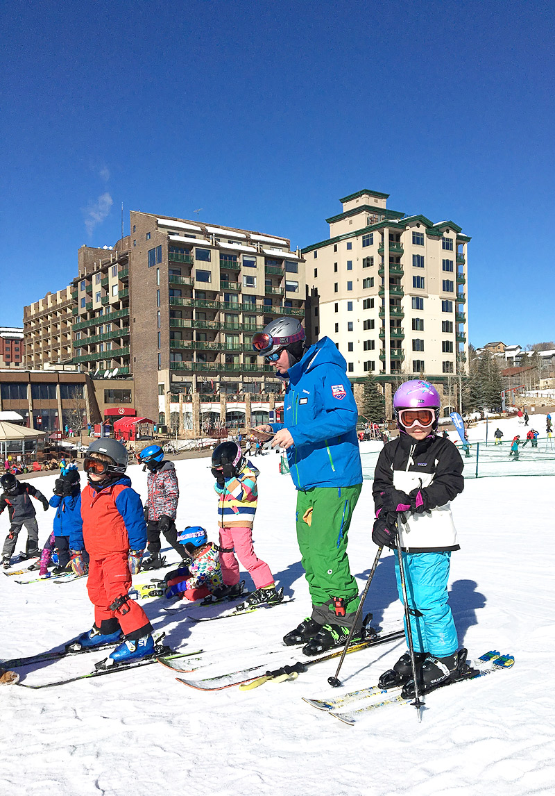 Steamboat Springs Resort Colorado Ski School