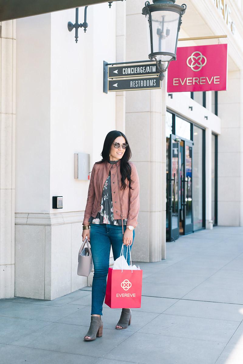 Shopping at Evereve Station Park Farmington Utah