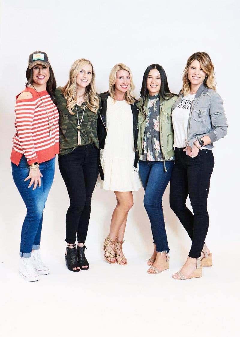 Evereve Style Crew Dress Like a Mom