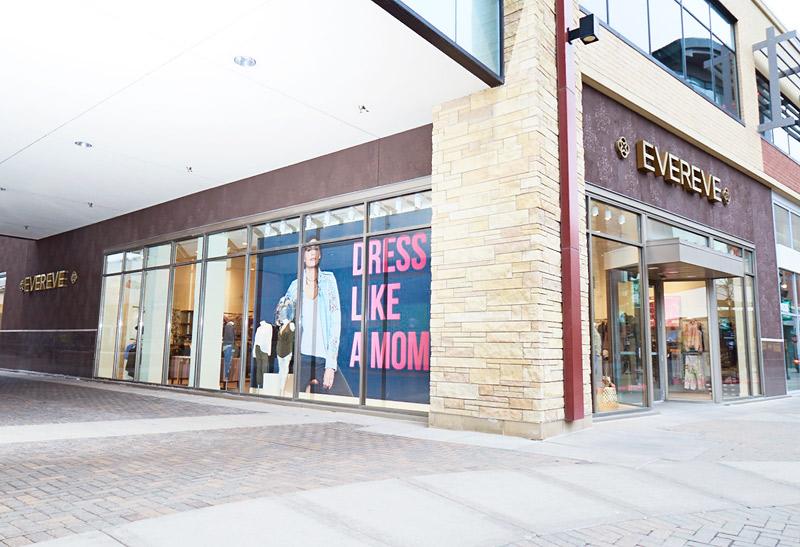 Evereve Store in Minnesota