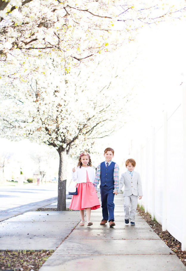 Easter Outfits for Kids from Janie and Jack