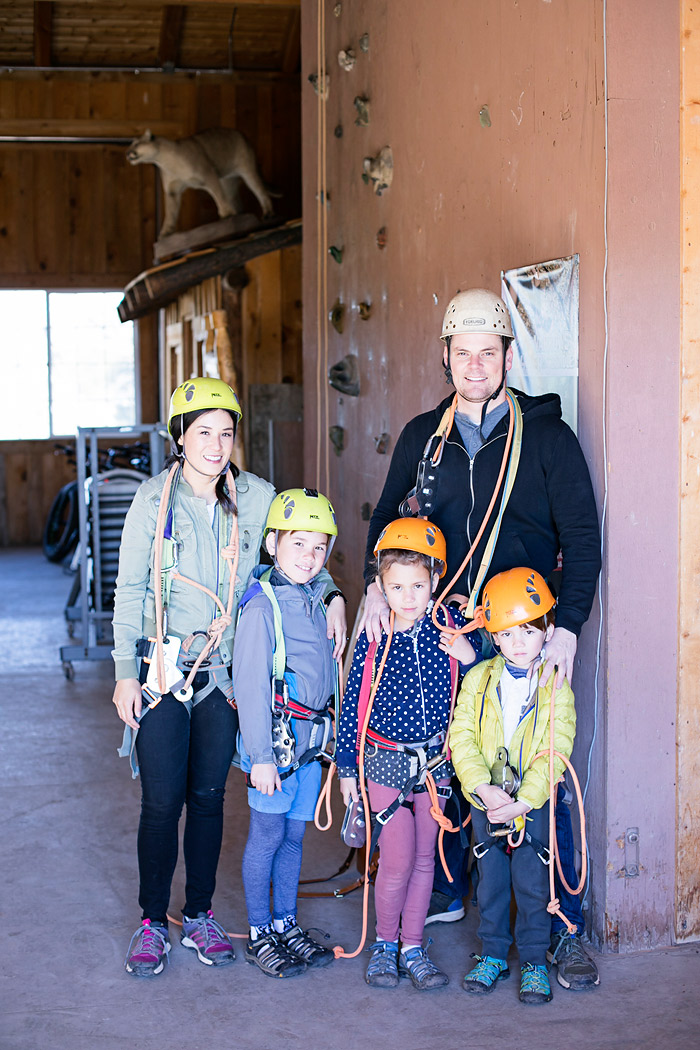 Zipline at Zion Ponderosa Resort Ranch