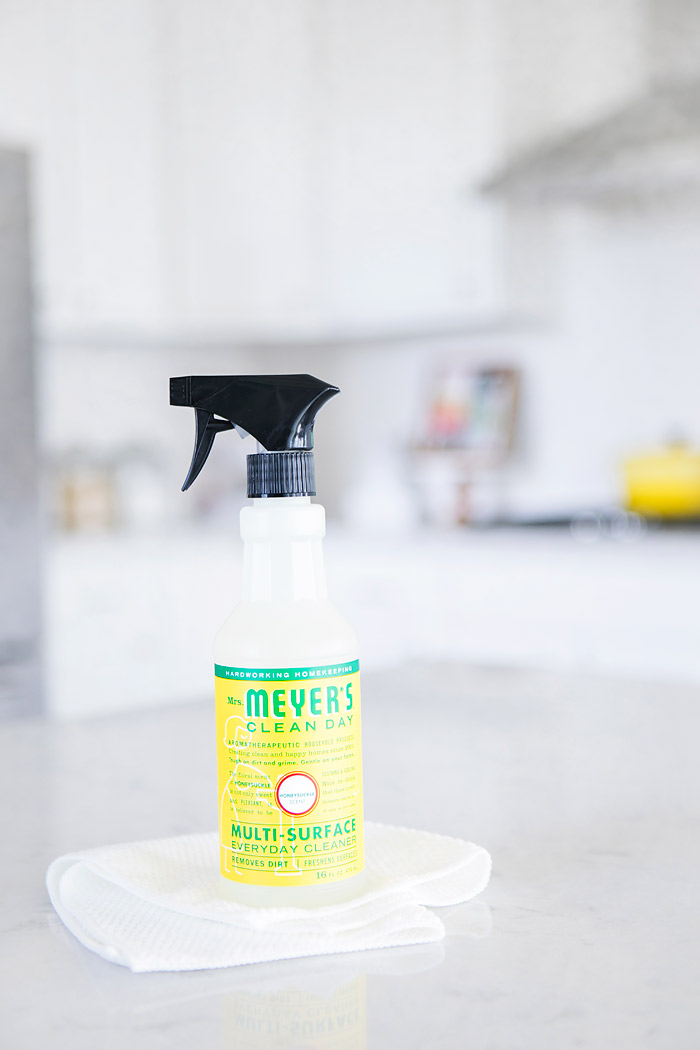 Mrs Meyer's Clean Day Multi-Surface Spray Cleaner