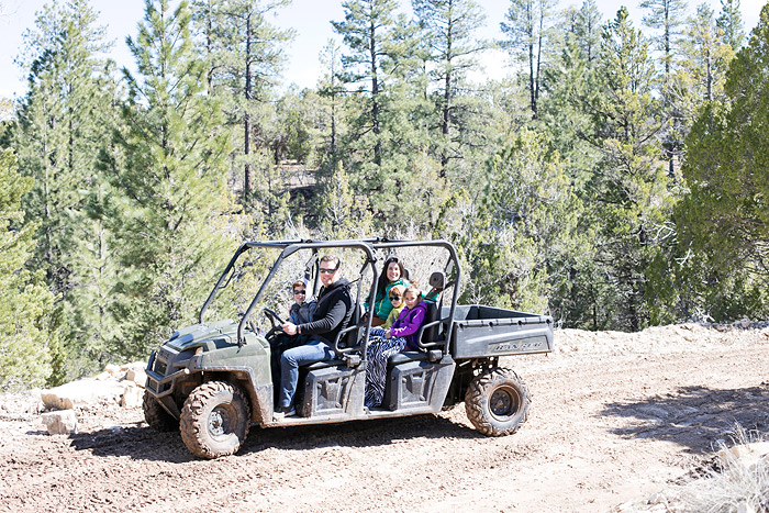ATV Tour at Zion Ponderosa Resort