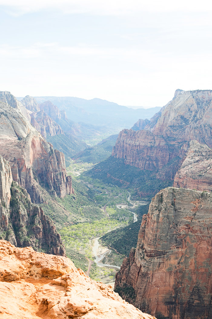 Observation Point Hike Zion National Park
