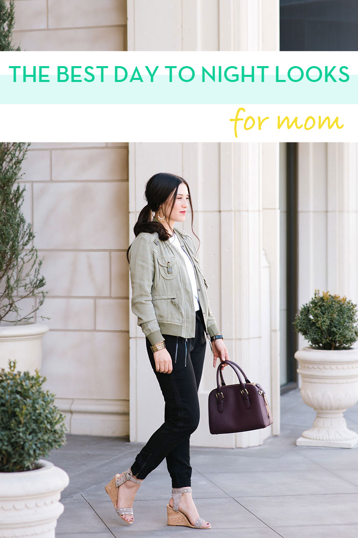 Day to Night Looks for Mom