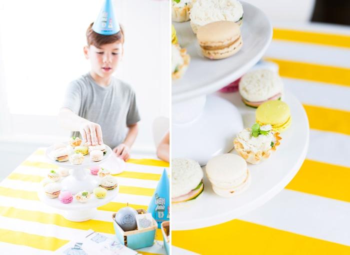 Birthday Party Treats and Snacks