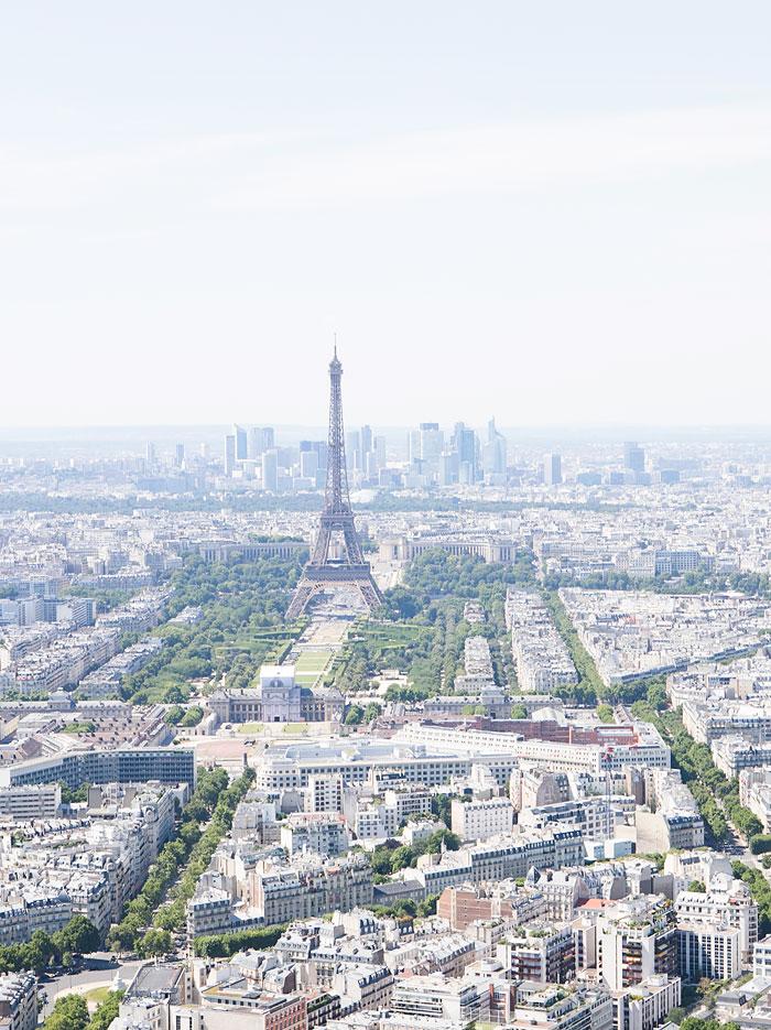 Eiffel Tower Paris Fashion