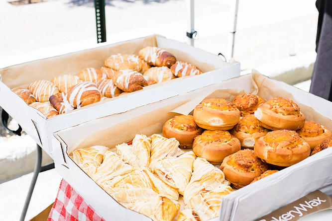 Steamboat Springs Farmers Market Pastries