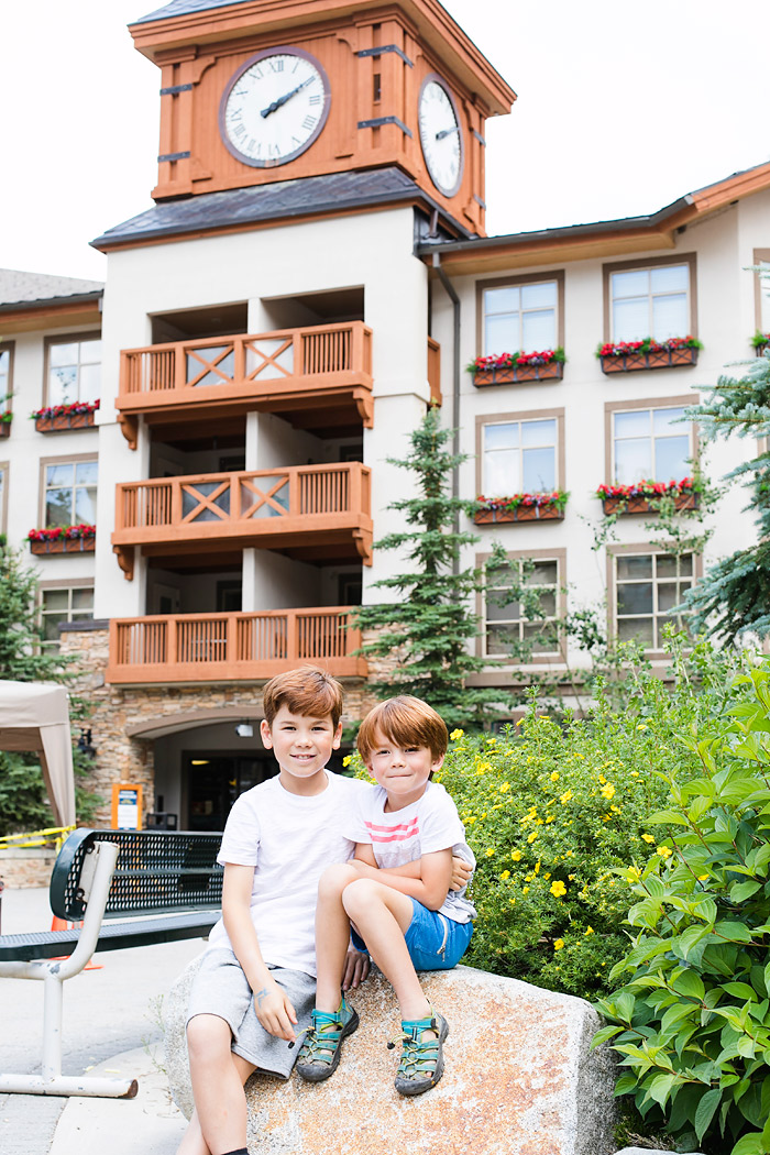 Family Travel Solitude Mountain Resort