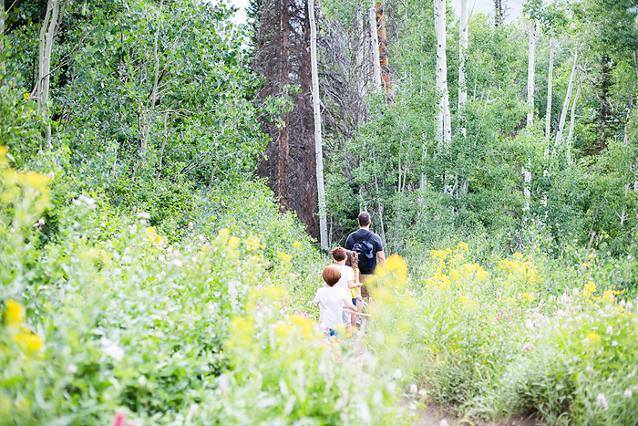 Family Friendly Hikes in Utah