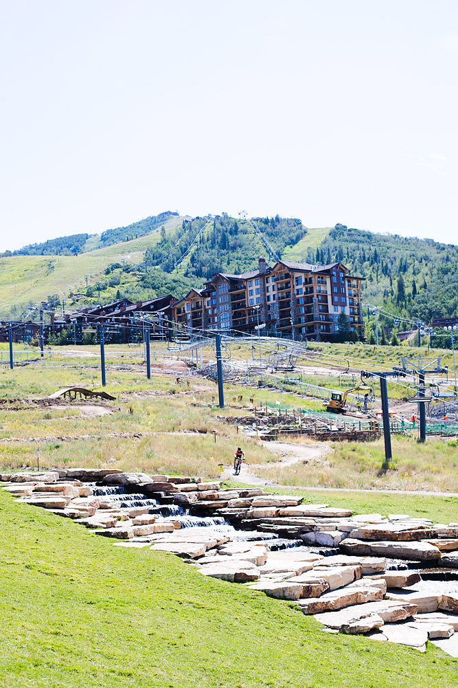Steamboat Resort Mountain Biking