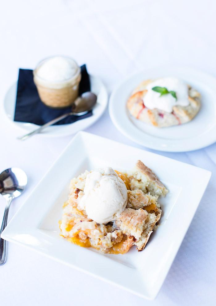 Desserts at Honeycomb Grill Solitude