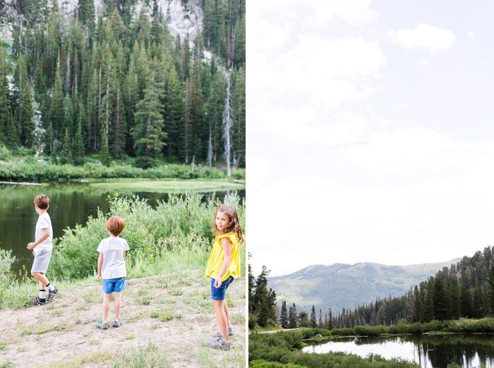 Lake Solitude Utah