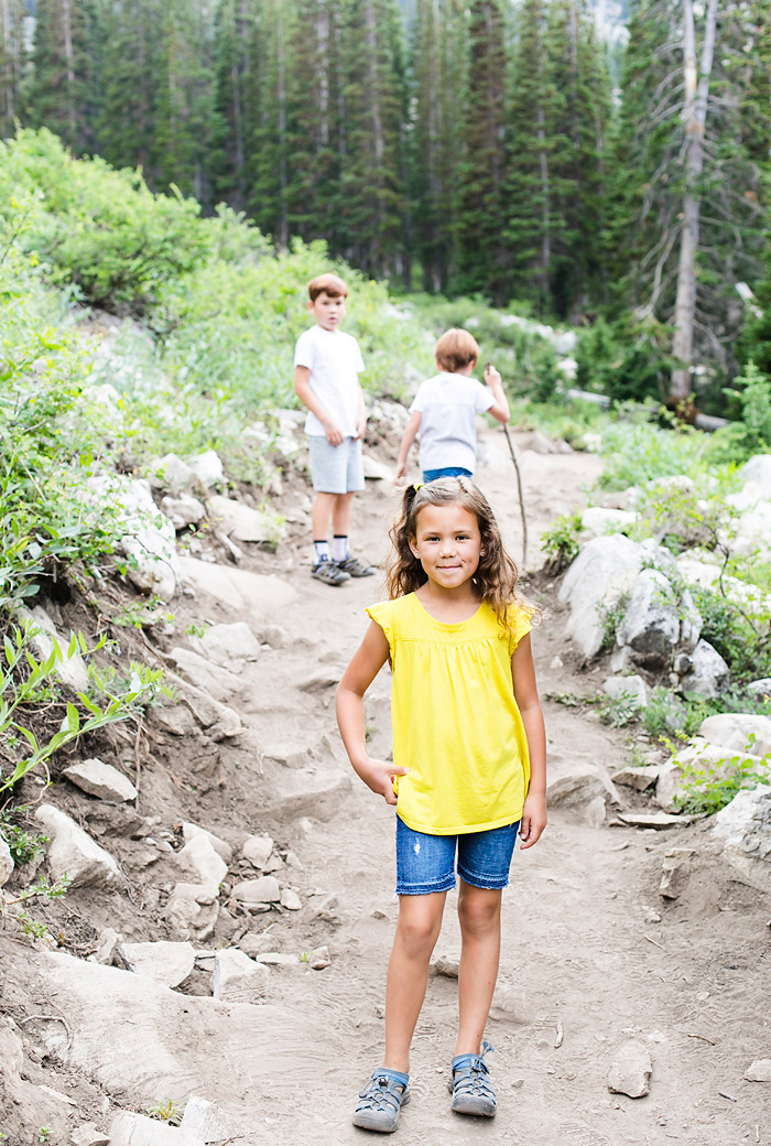 Kid Friendly Hikes in Utah