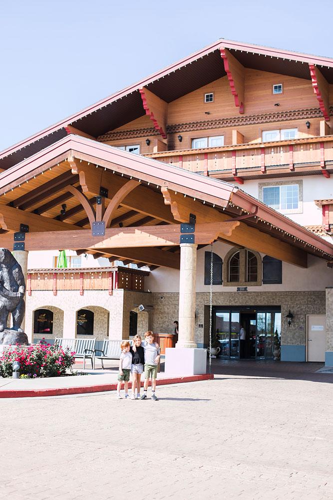 Zermatt Resort Family Friendly Hotels