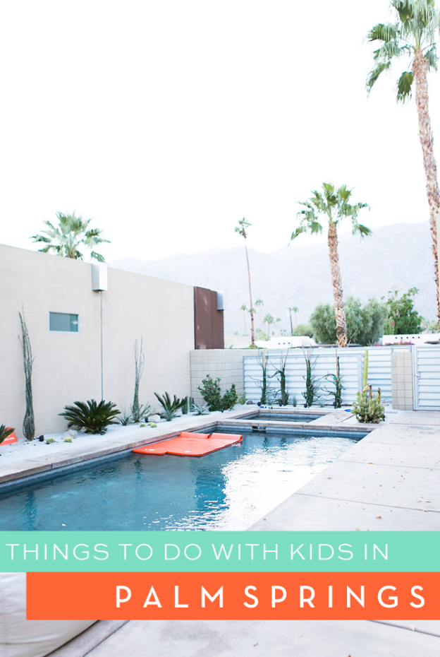 Visit Palm Springs Vacation Rental