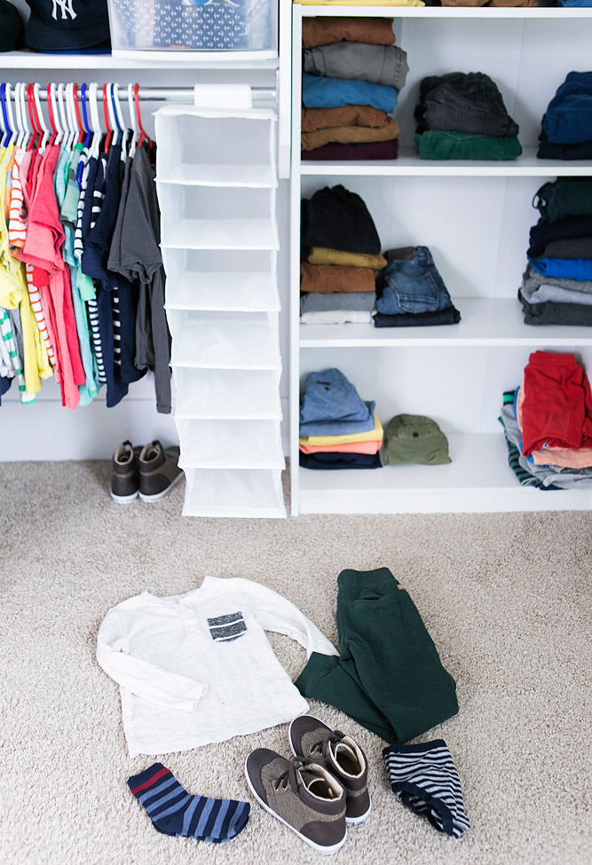 Outfit Planning for Kids