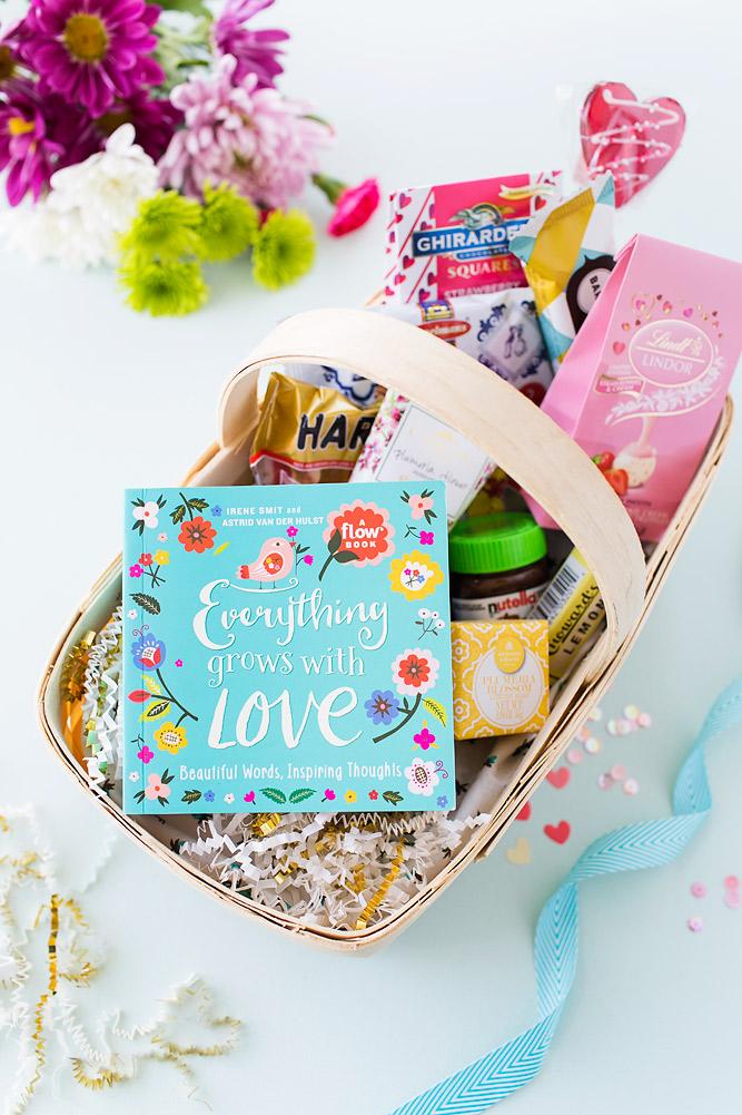 Valentine Gift Basket