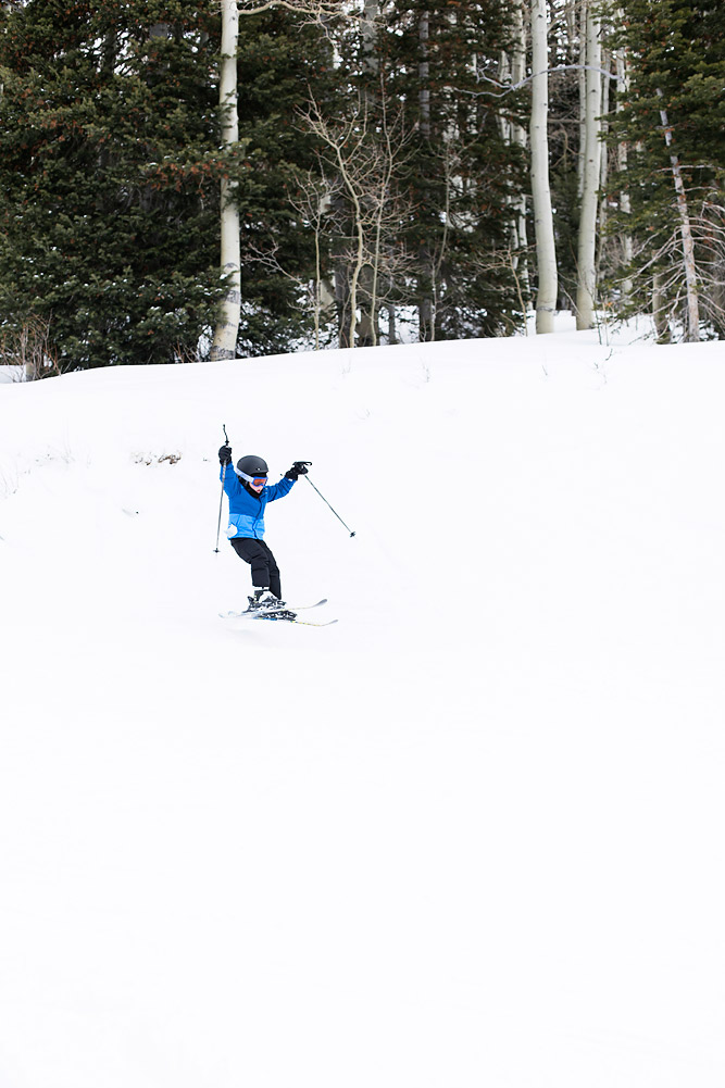 Family Friendly Ski Resorts in Utah