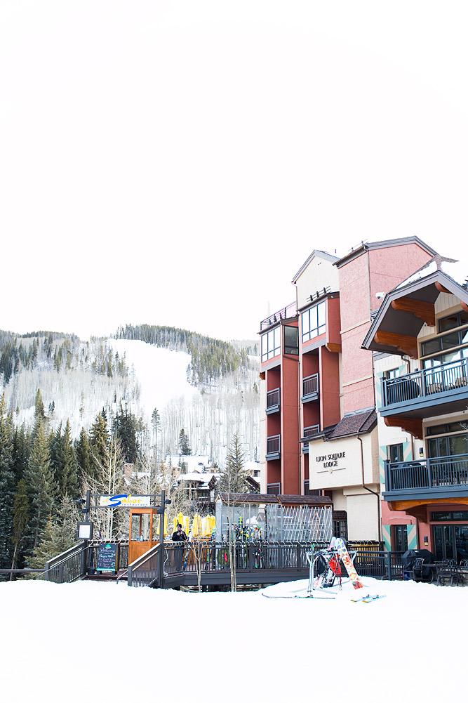 Lion Square Lodge Vail Colorado
