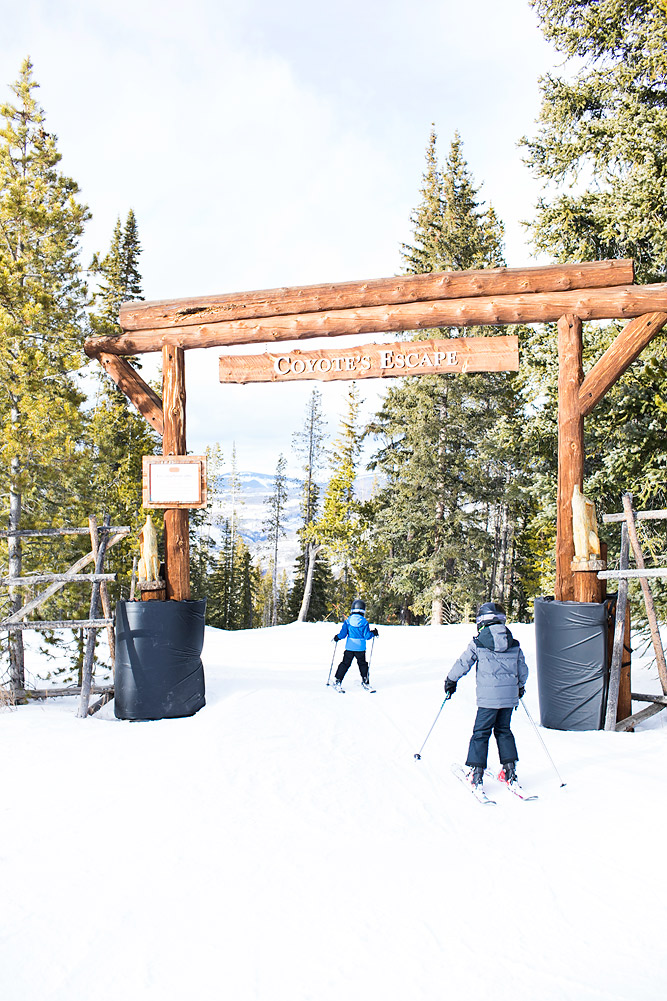 Kid Friendly Colorado Ski Resorts