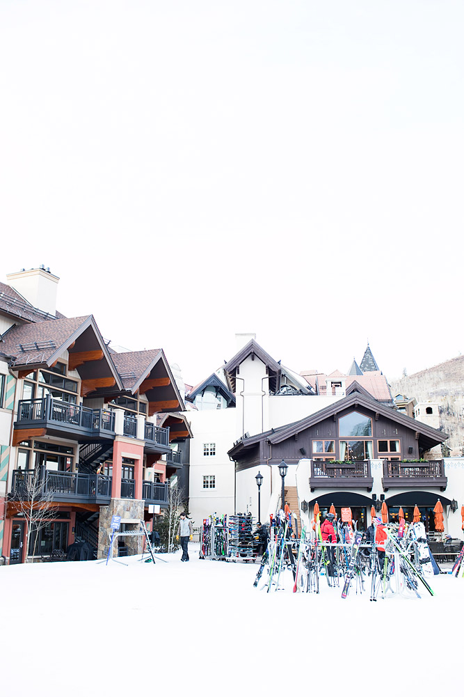 Lion Square Lodge Vail Colorado