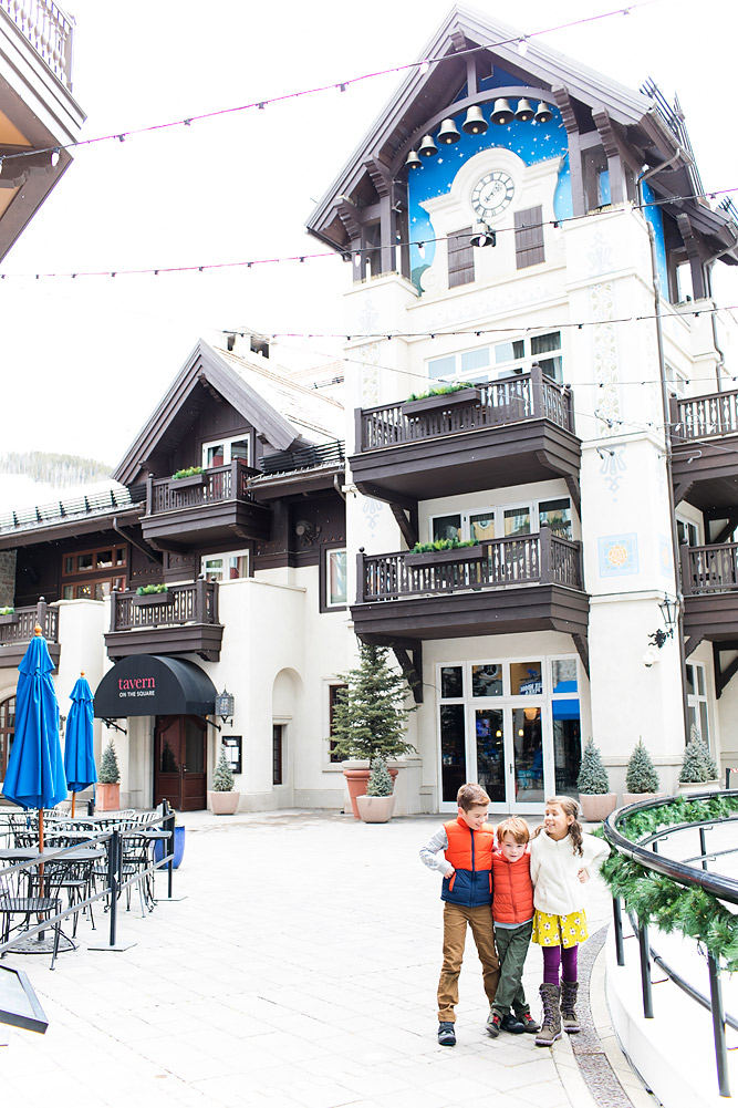 Lion Head Village Vail Colorado