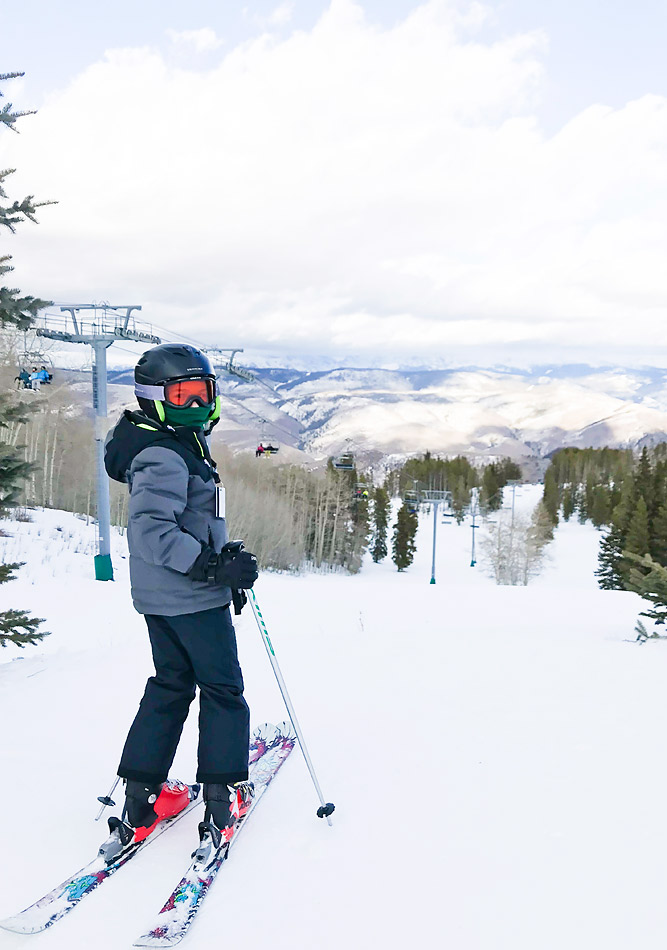 Kid Friendly Ski Resort Colorado