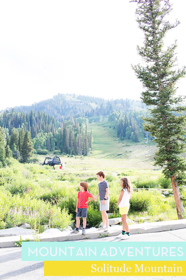 Family Fun at Solitude Mountain Resort