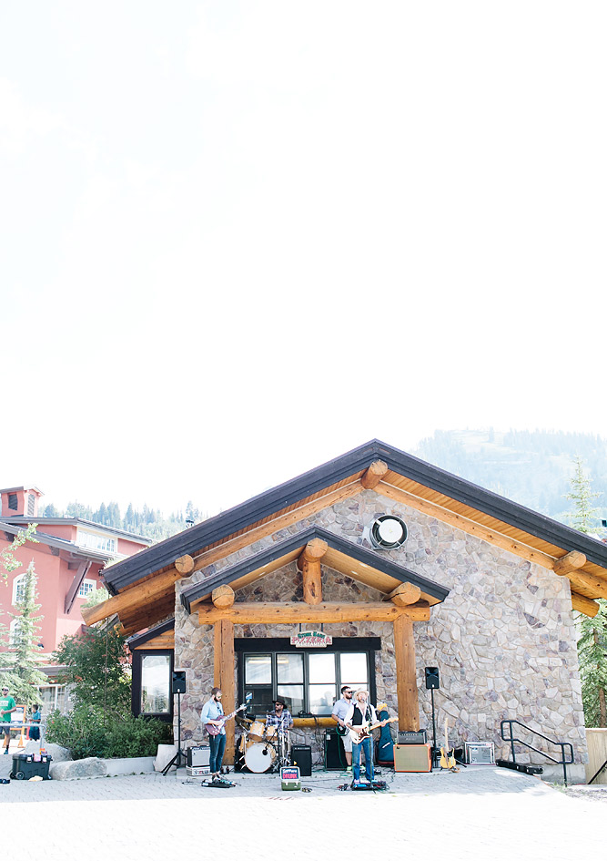 Live Music At Solitude Mountain Resort