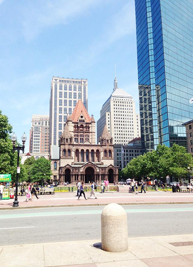 Boston City Family Travel