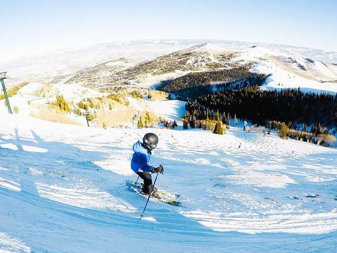 Deer Valley Family Ski Weekend