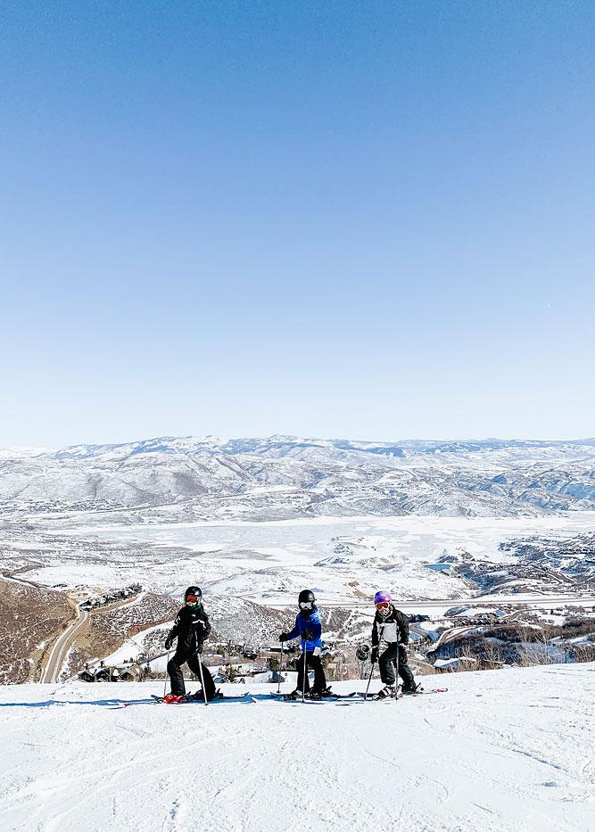 Best Kid Friendly Ski Resort Park City Deer Valley
